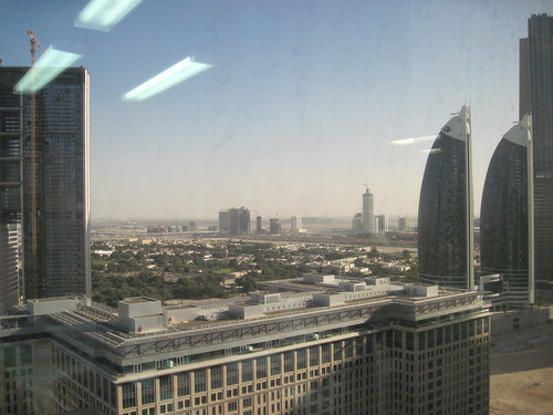 Dubai Office View