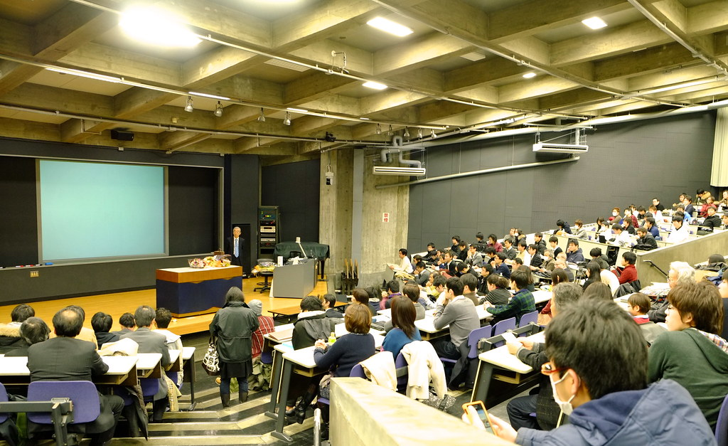 Muraoka-sensei final lecture