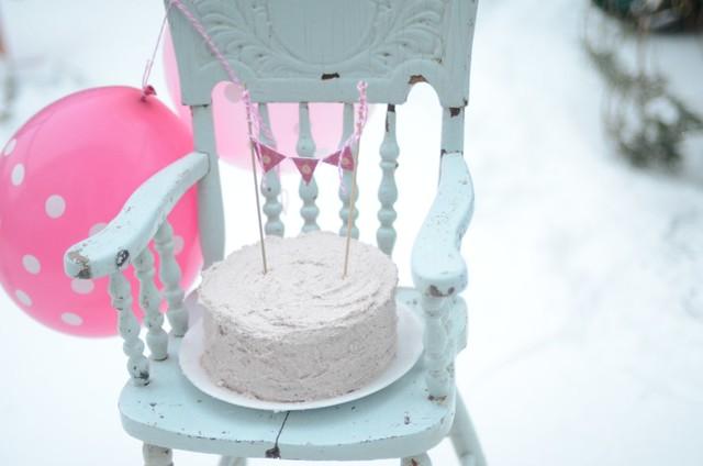 pink cakey