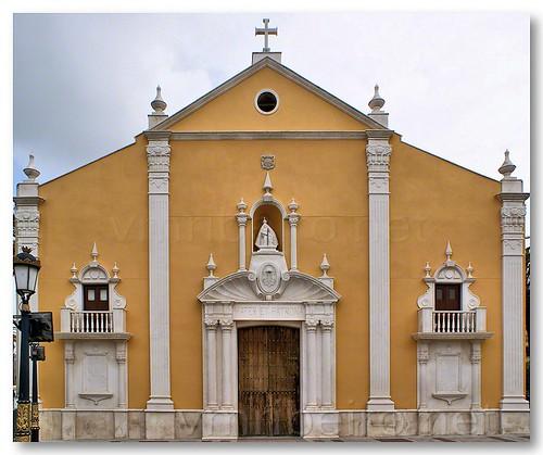 Igreja Santa Maria de Africa,Ceuta by VRfoto
