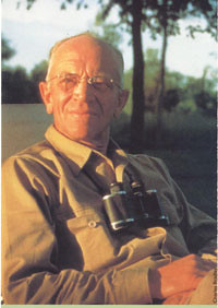 Aldo Leopold (Photo courtesy Aldo Leopold Foundation)