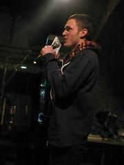 Lukas - textstrom Poetry Slam Wien