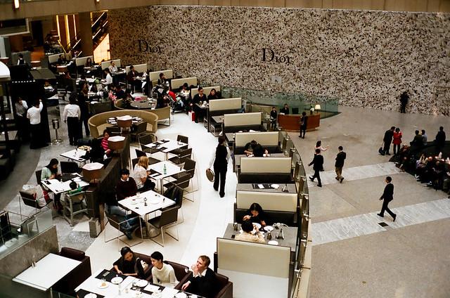 Landmark Dior Shop in HK