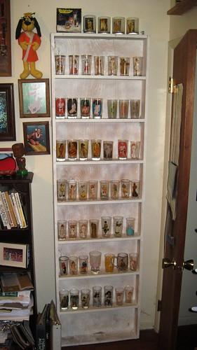 Funeral Home shipping tray glass shelf