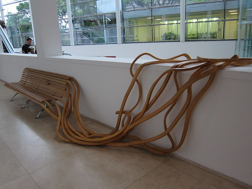 Pablo Reinoso: Blindwoods