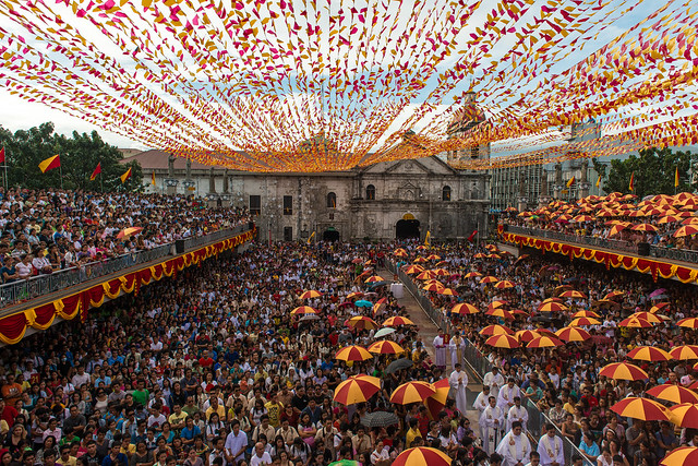 Sinulog Mass