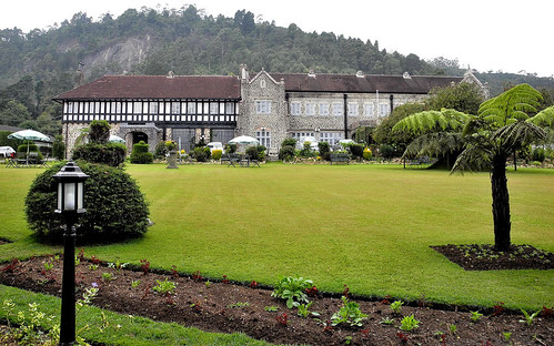 The Hill Club, Nuwara Eliya