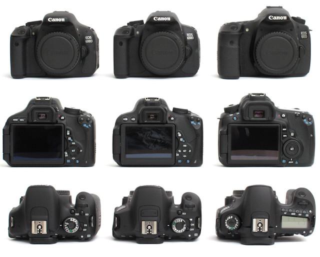 Canon EOS 650D, DSLR Berbekal Layar Sentuh Putar Halaman all