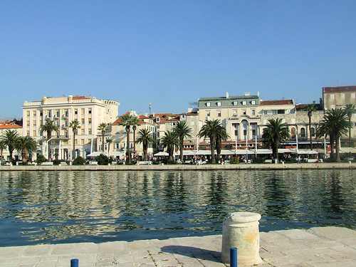 Croatia - Split - Waterfront