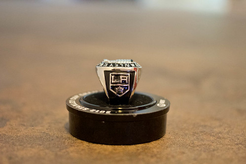 Side view of SC replica ring