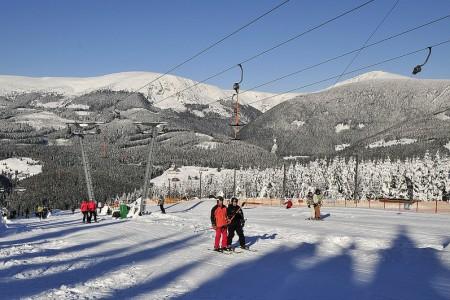 SkiResort ČERNÁ HORA - PEC upravuje podmínky pro lyžaře