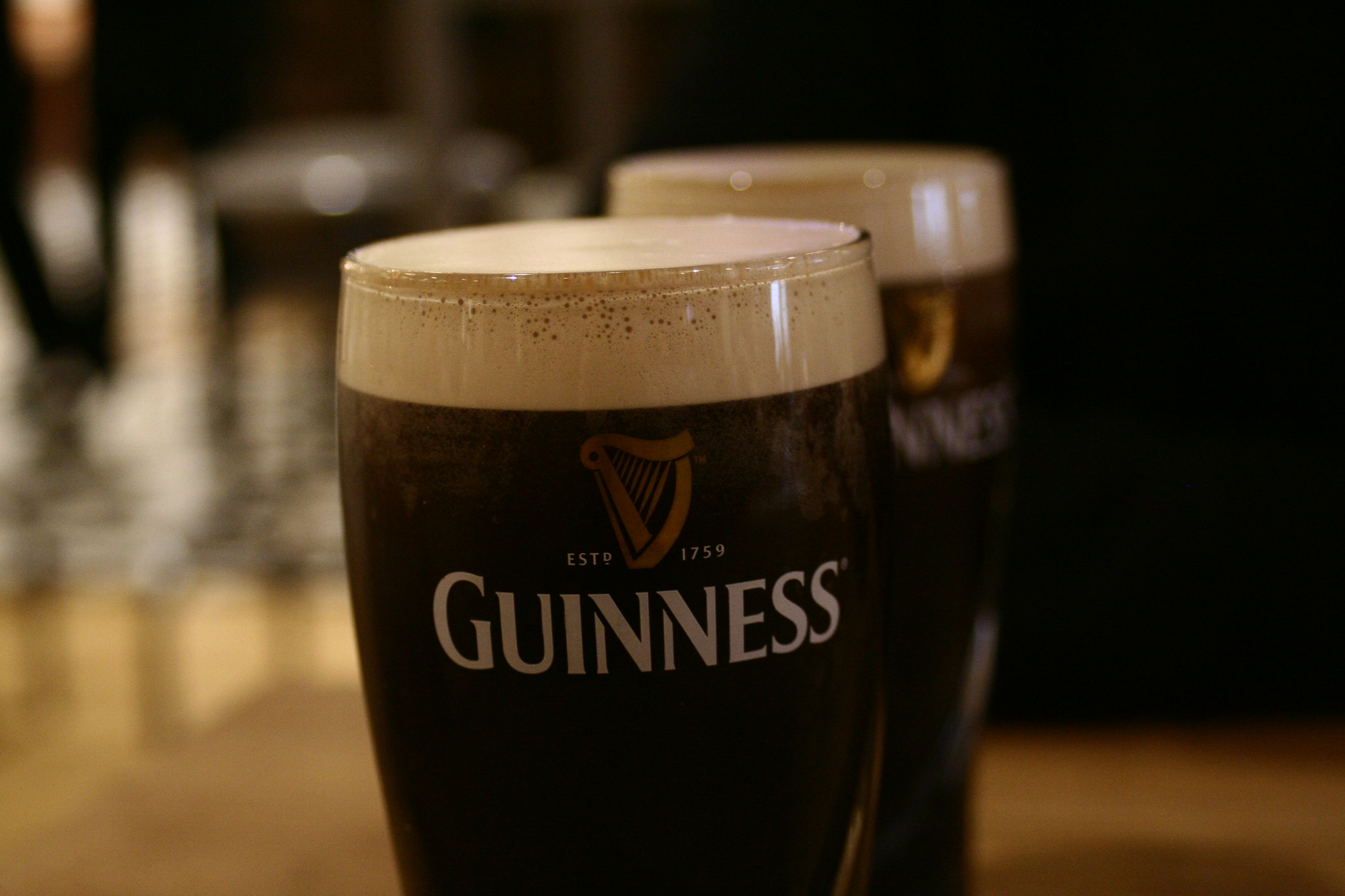 Guinness in Istanbul