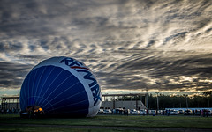 Balloon at Dawn by Chris Parfeniuk