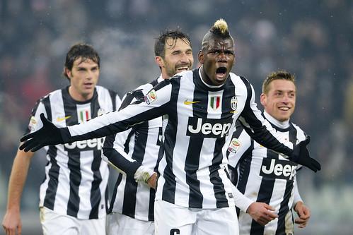 Juventus, Conte si affida a Pogba, Vucinic e Giovinco $