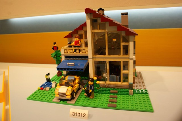 LEGO Creator 31012 - Family House