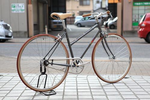 *CINELLI* gazzetta muse complete bike
