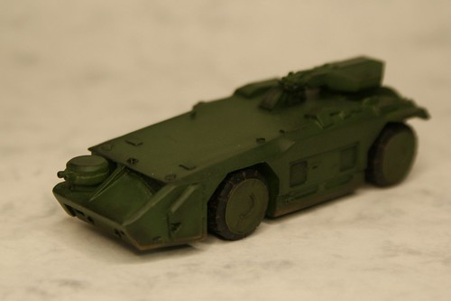 ALIENS 1/144 - Colonial Marines - M577 APC - 1