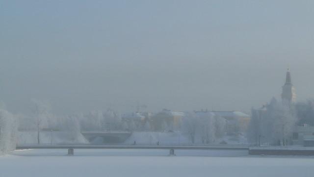 Oulu nevado