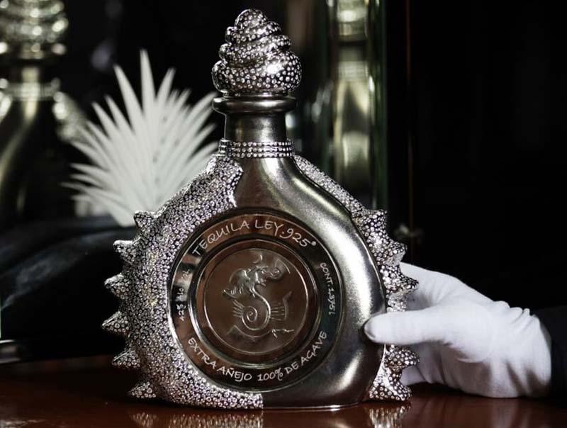 Ley 925 Pasion Azteca: самая дорогая текила в мире