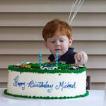 Michael's 2nd birthday