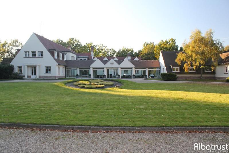 photo du golf Domaine du Lys Chantilly - Club House - ProShop
