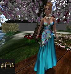 Glitter - Eternal gown