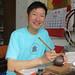 M Chen, graveur à Yixing
