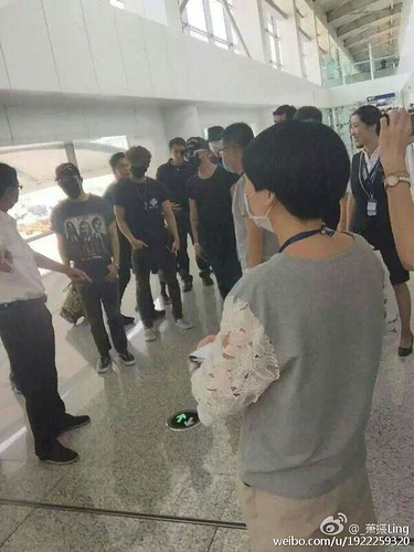 Big Bang - Dalian Airport - 26jun2015 - 1922259320 - 05