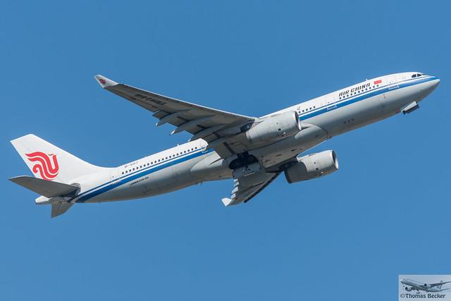Air China Airbus A330-243 B-6117 (715113)