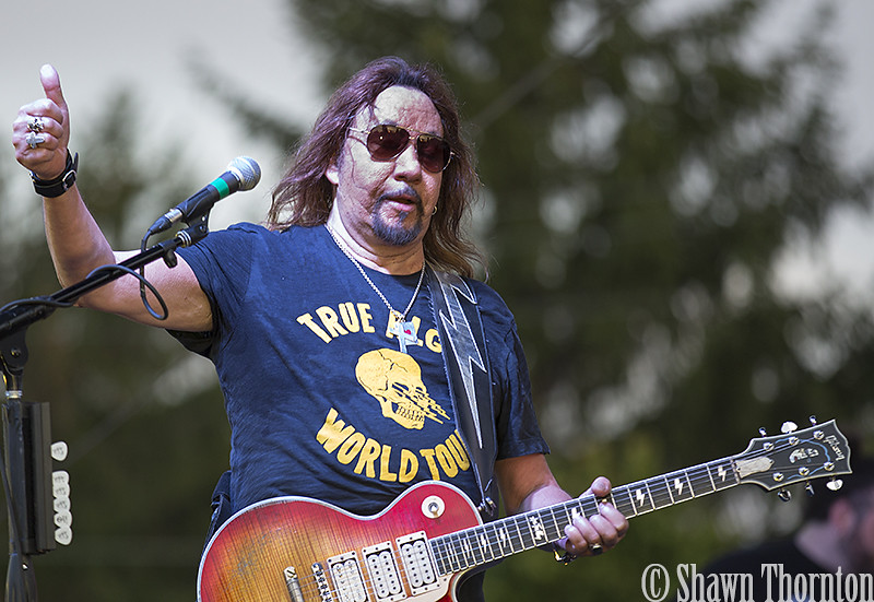 Review Ace Frehley Motor City Harley Davidson Music And