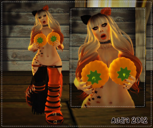 Hooters Halloween