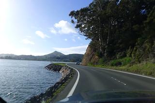 Otago Peninsula 海線道路
