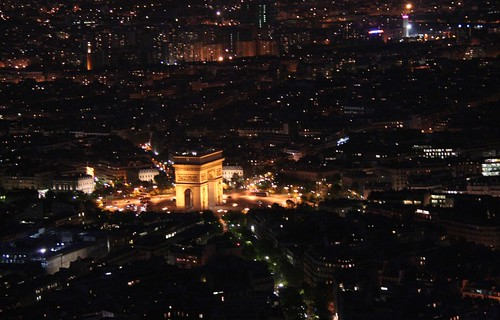 Midnight in Paris (Arch of Triump)