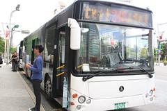 246路打前鋒 北市純電動公車上路