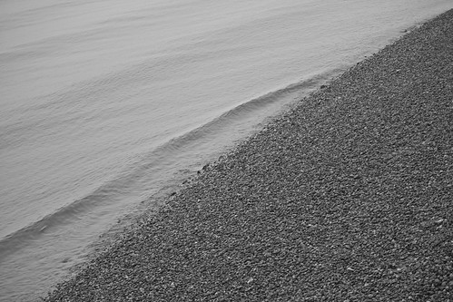 nature water monochrome waves shore minimalist 2012 canon550d