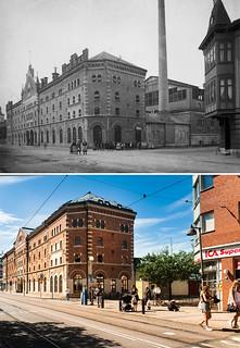 Gothenburg, Majorna 1925 / 2012