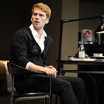 Grant MacDermott as John Jr. in the Huntington's production of Christopher Shinn's political drama NOW OR LATER directed by Michael Wilson, playing Oct. 12 — Nov. 10. 2012 at the South End / Calderwood Pavilion at the BCA. Photo: Paul Marotta