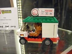 TMNT Shellraiser Street Chase 6
