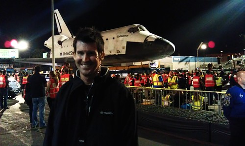 The Endeavour and I