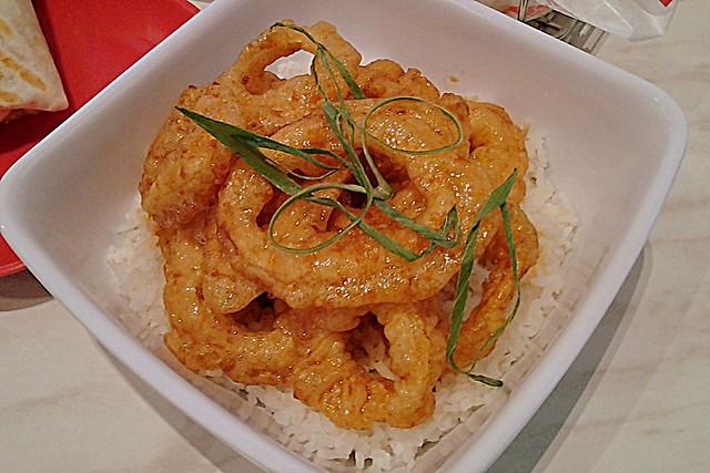 Bonchon Crispy Squid