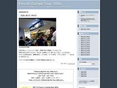 Pascals Europe Tour 2006