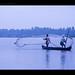 Fishing..! by Santhosh Mankulam