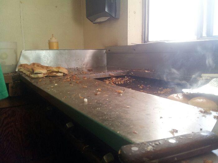 The original grill