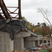Huguenot Bridge Replacement Project - Oct. 18, 2012