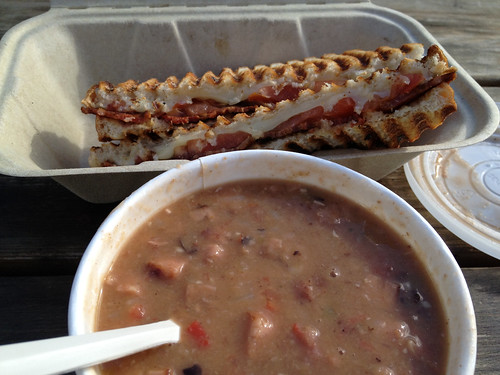 bct combo and 10 bean soup from Garcelon's