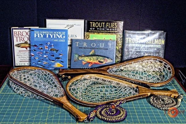 Three Finished Nets