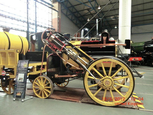 George Stephenson's Rocket