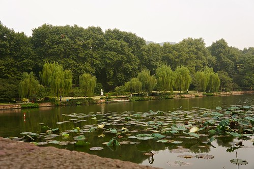 West Lake, Hangzhou - Mainland China by Vilma Salazar