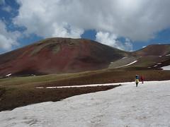 Aždahak – nejkrásnější sopka v Arménii