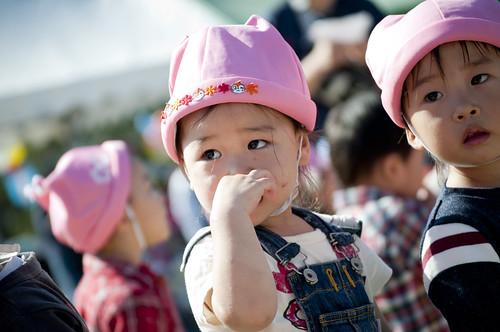 2012/10/20 大宅保育園運動会